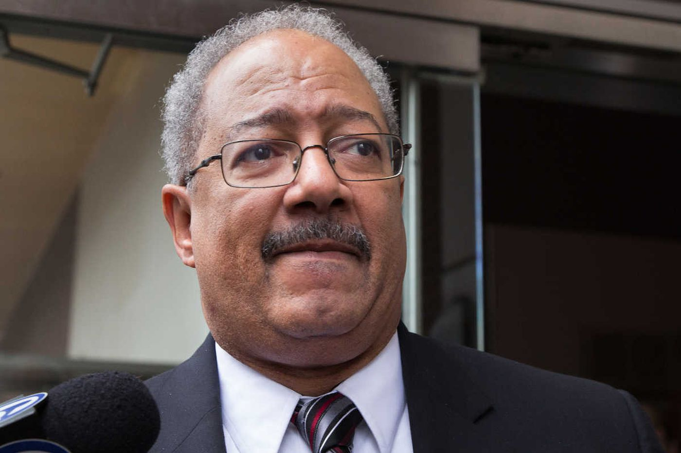 Fattah surrenders to begin serving 10-year prison term