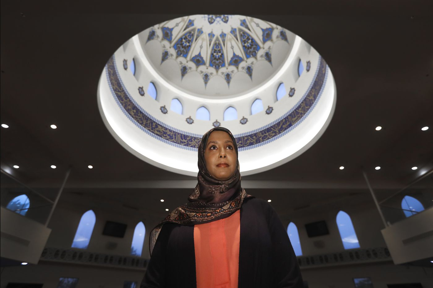 Amid nationwide protests, raw talk and racial reckoning among U.S. Muslims