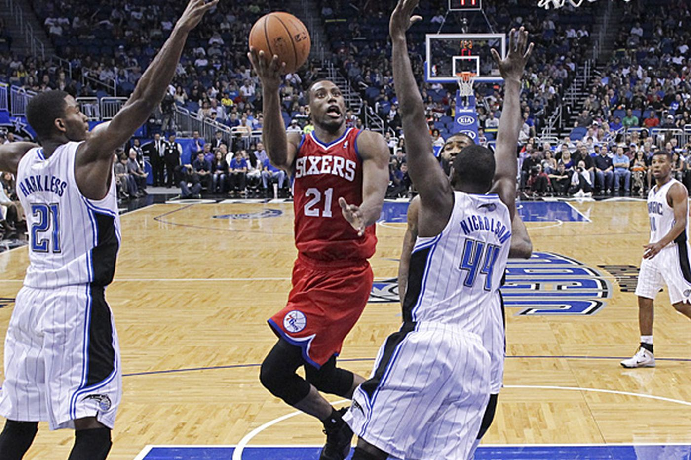 Sixers must decide whether Young is a keeper