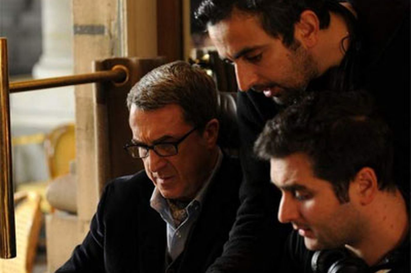 'The Intouchables' is a top three film in France