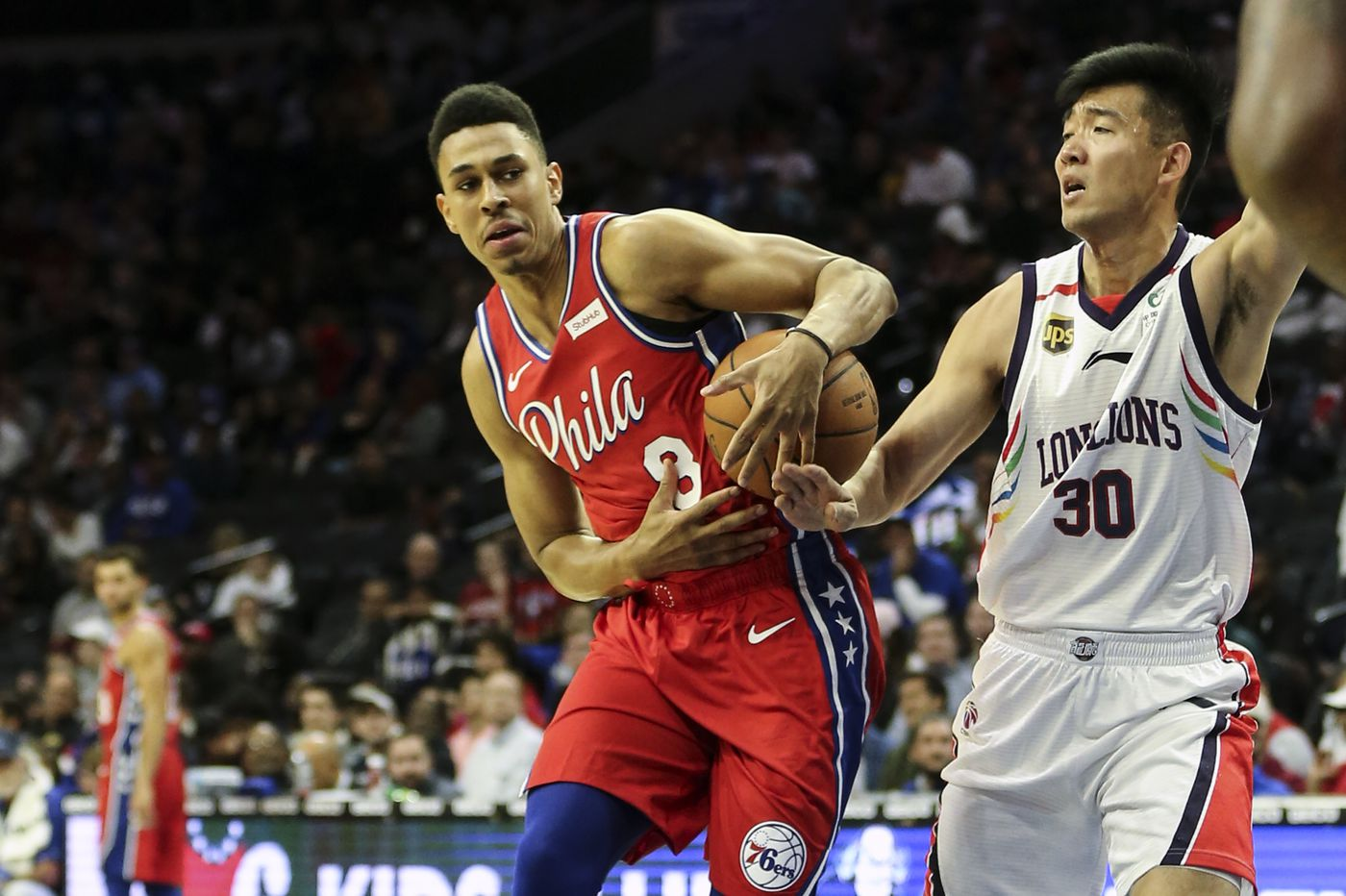 Sixers' Zhaire Smith, Marial Shayok heading to G League's Blue Coats