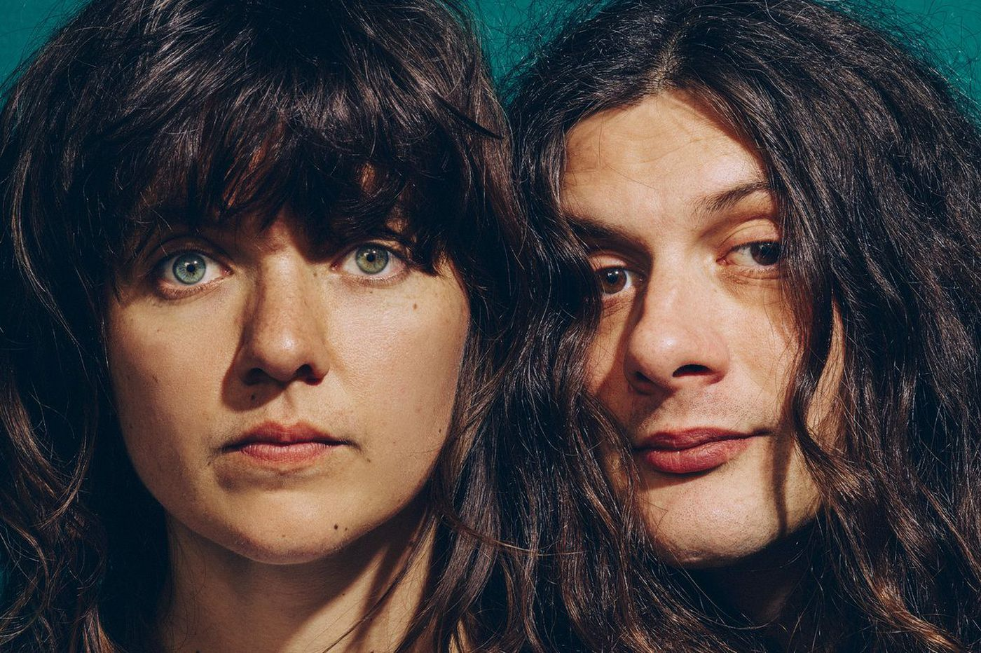 How Kurt Vile and Courtney Barnett got to hang out together even though they live on opposite sides of the world