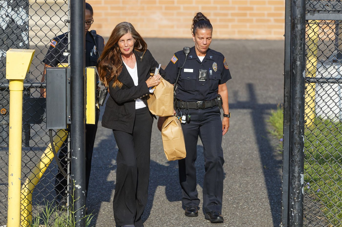 Former AG Kathleen Kane released from jail; 'Grateful,' she says