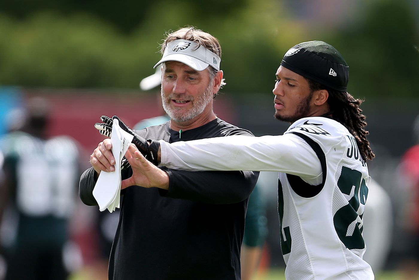 Nickel cornerback one of Eagles' few remaining roster mysteries heading into third preseason game