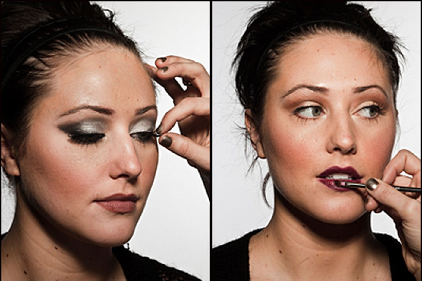 Party primped in under 10 minutes