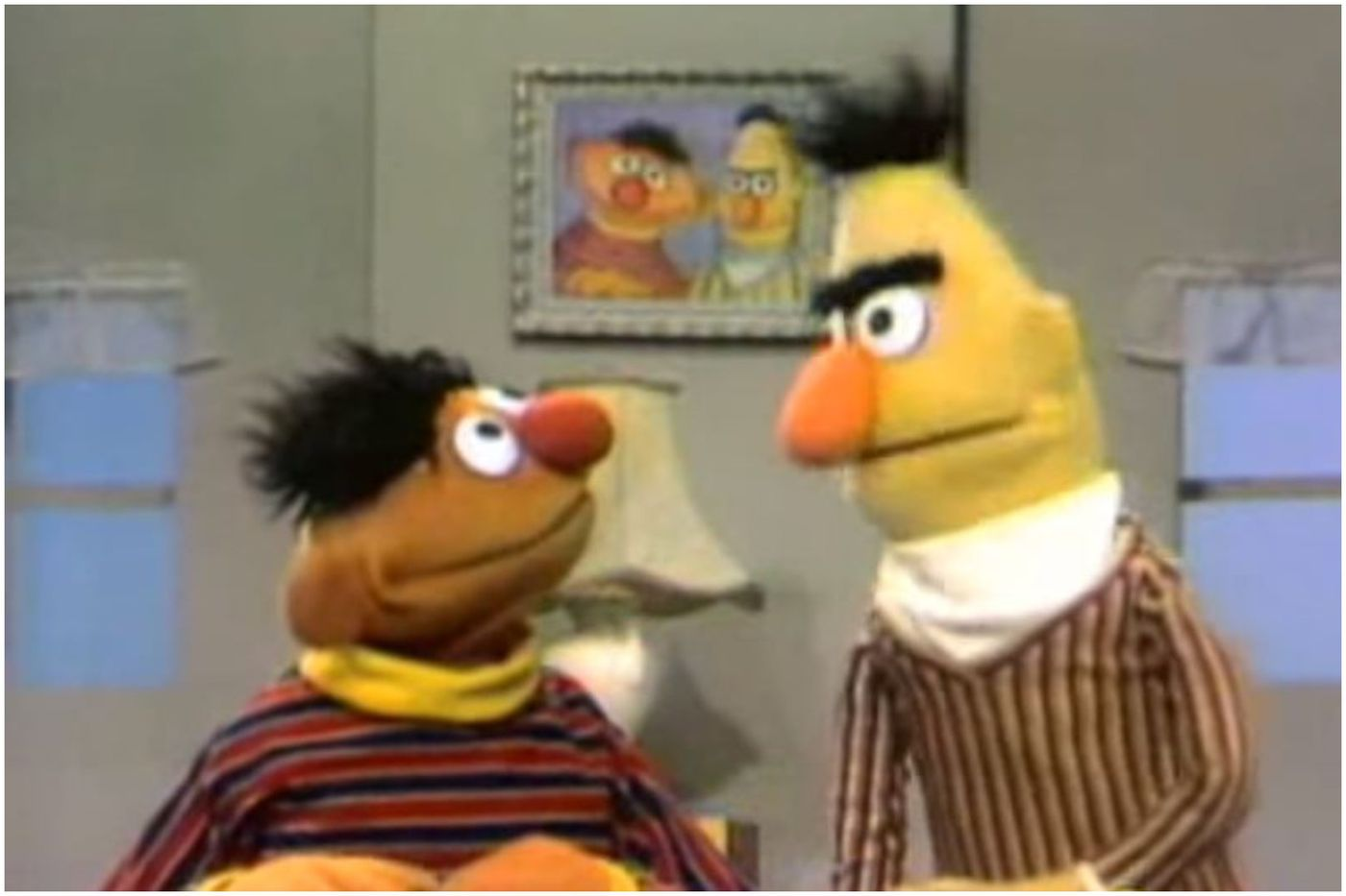'Sesame Street': Bert and Ernie aren't gay. Former writer: They are.