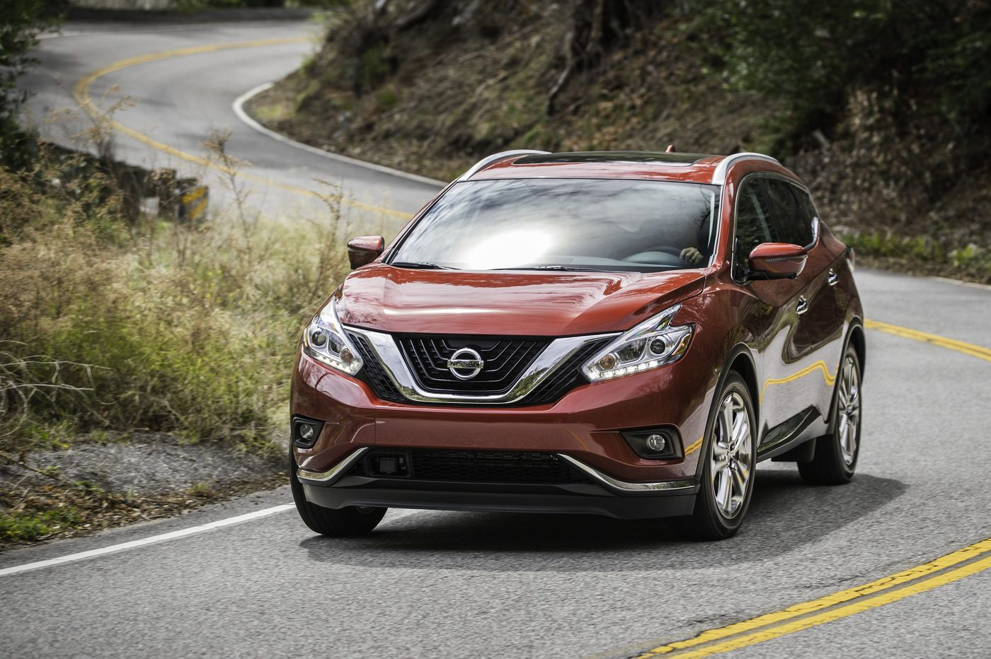 Stylish 2018 Nissan Murano disappoints on the curves   Scott Sturgis