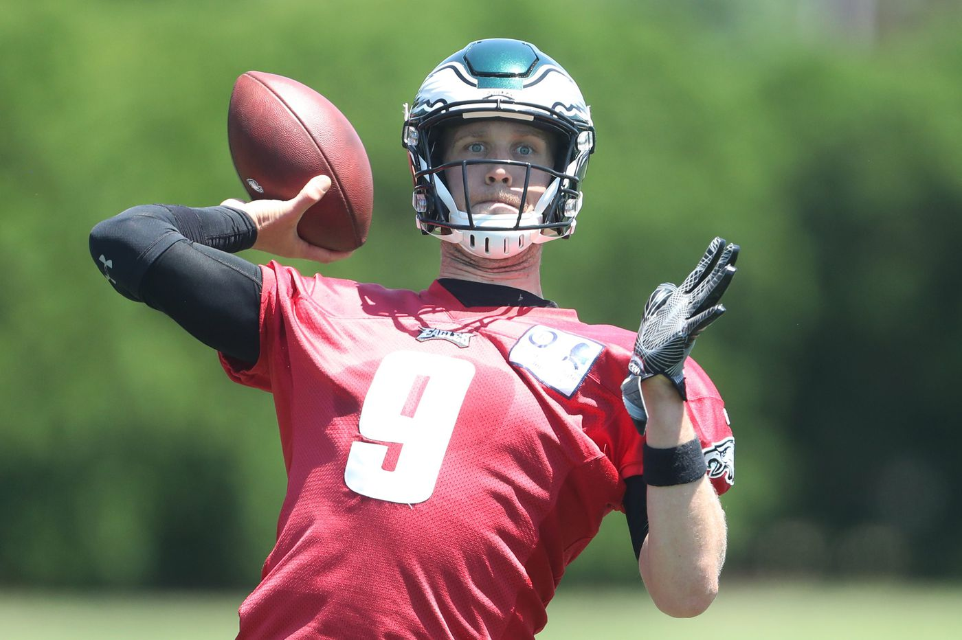 Eagles chat with Zach Berman at 11 a.m.