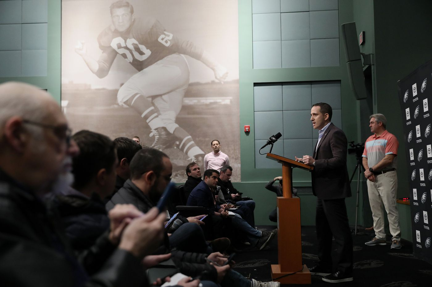 Howie Roseman's bill for Eagles' Super Bowl win has come due | Bob Ford