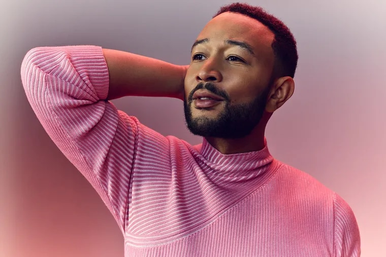 John Legend will perform at the Met Philadelphia with his Bigger Love tour on Oct. 13.