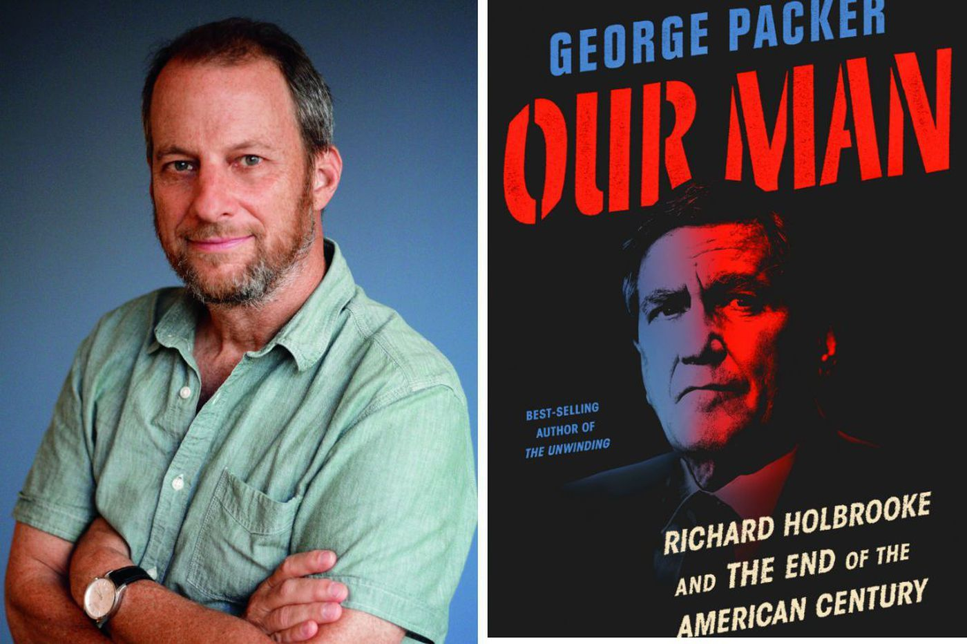 'Our Man' by George Packer: The toxic American tragedy of Richard Holbrooke