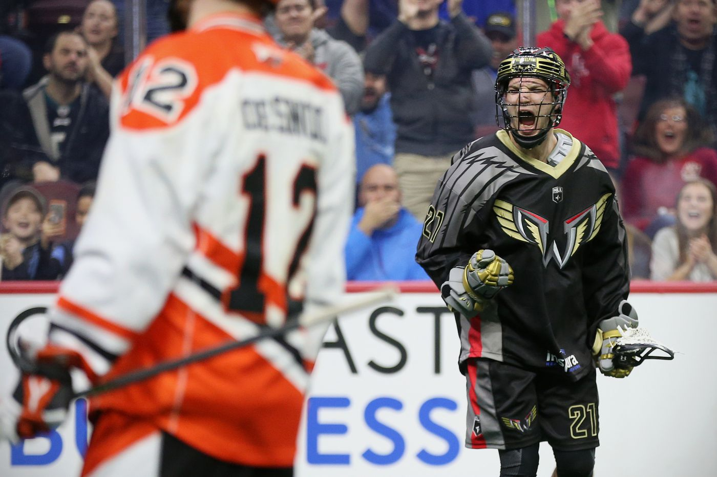 Wings hope Kevin Crowley gives them offensive boost as they host Georgia Swarm