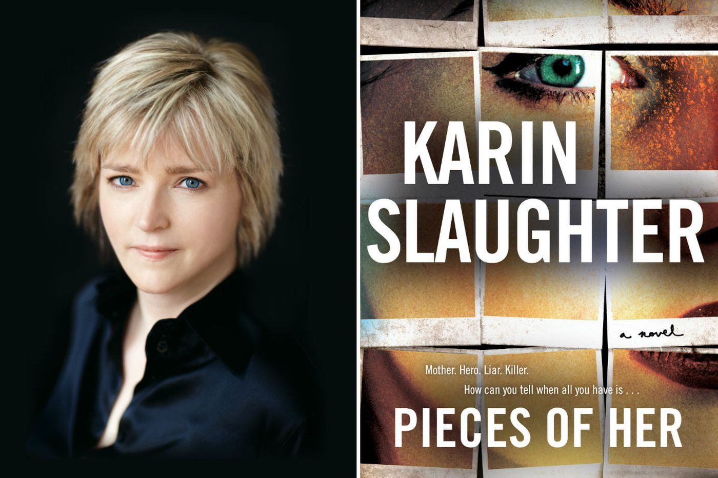 Karin Slaughter's 'Pieces of Her': Shots ring out, and a woman comes into her own