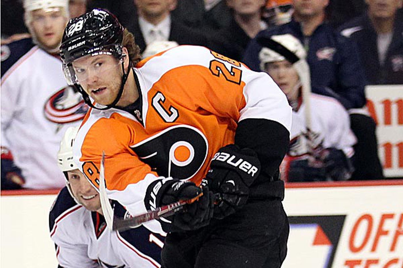 Inside the Flyers: With Giroux's resurgence, Flyers pick up steam