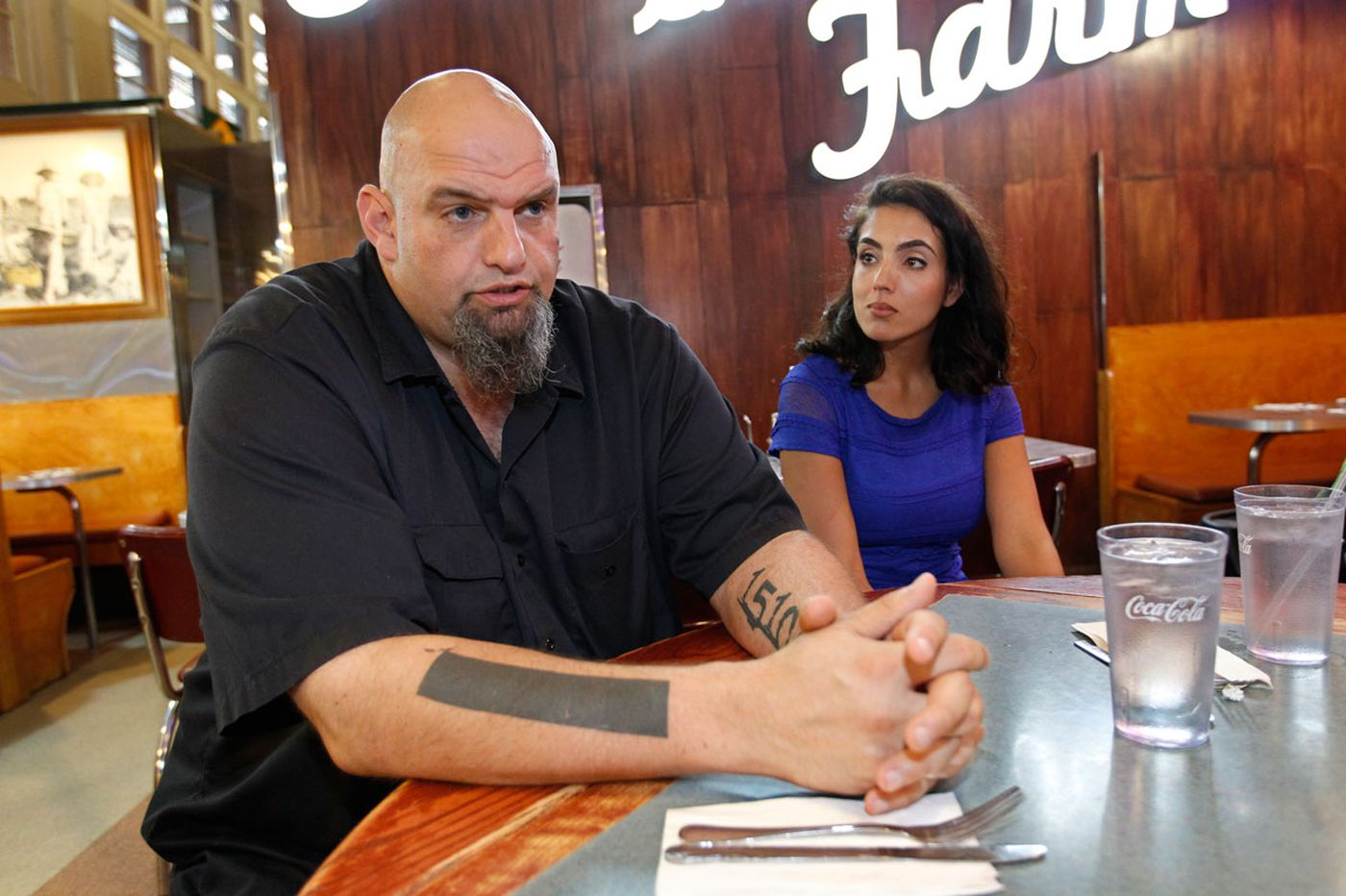 Racial slur directed at Fetterman's wife shows how far we still have to go | Jenice Armstrong