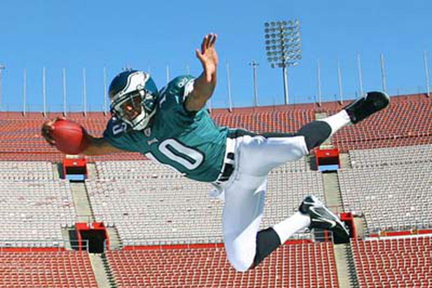 Eagles - Eagles draft pick DeSean Jackson sets record straight