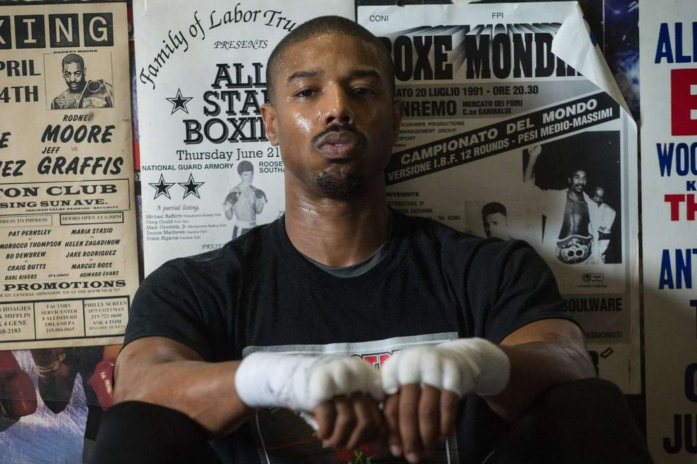 In 'Creed 2,' Ivan Drago's son will be played by an actual boxer