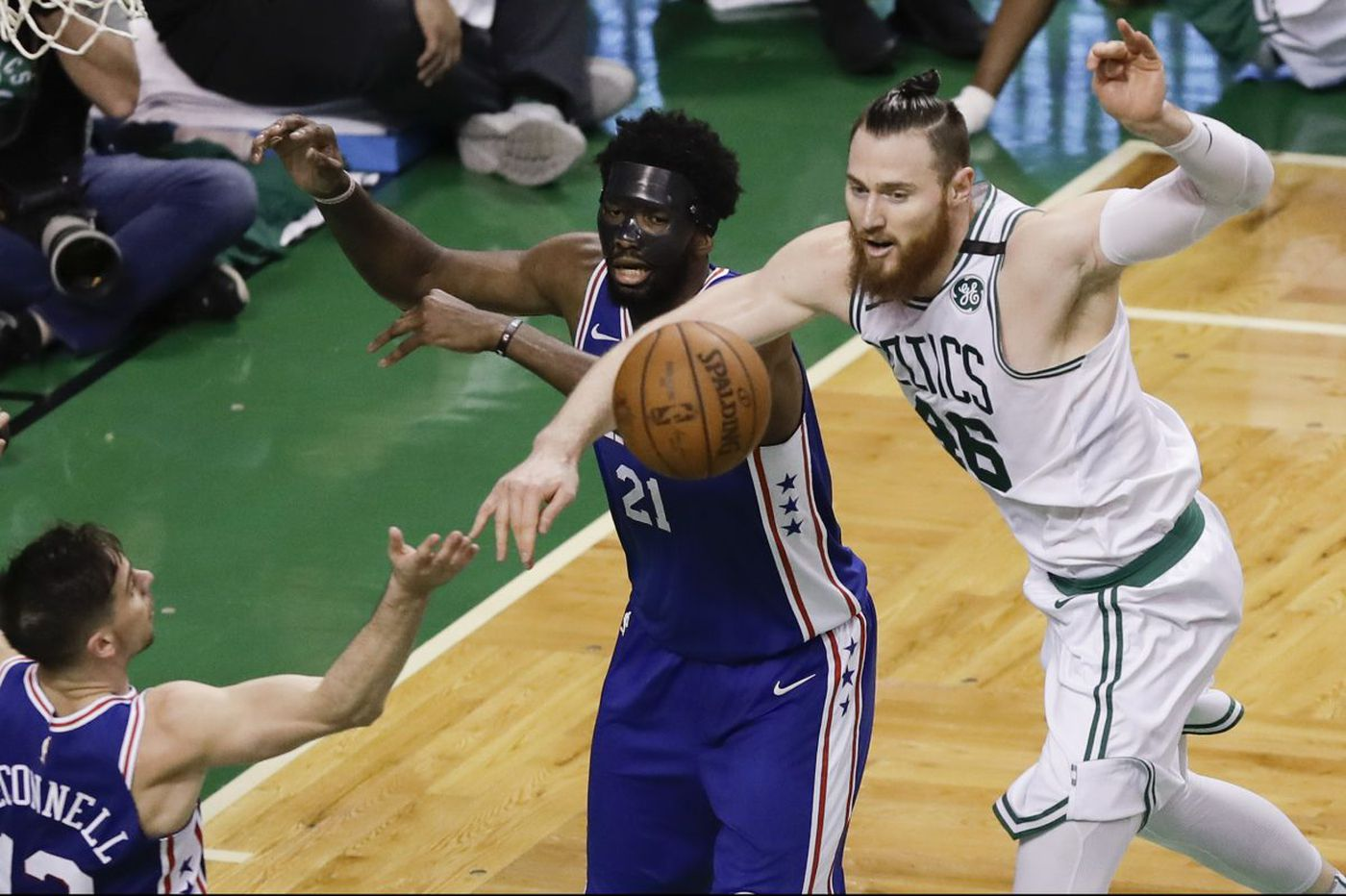 NBA admits to late mistakes that hurt the Sixers in Game 5 against the Celtics