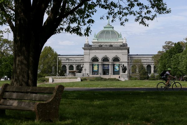 What happened to the buildings from the 1876 Centennial in Fairmount Park?
