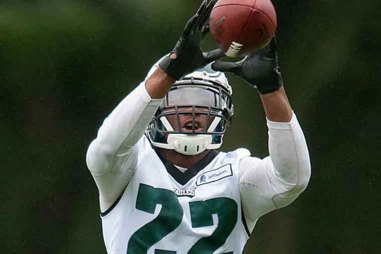 Eagles cornerback Brandon Boykin. (Clem Murray/Staff Photographer)
