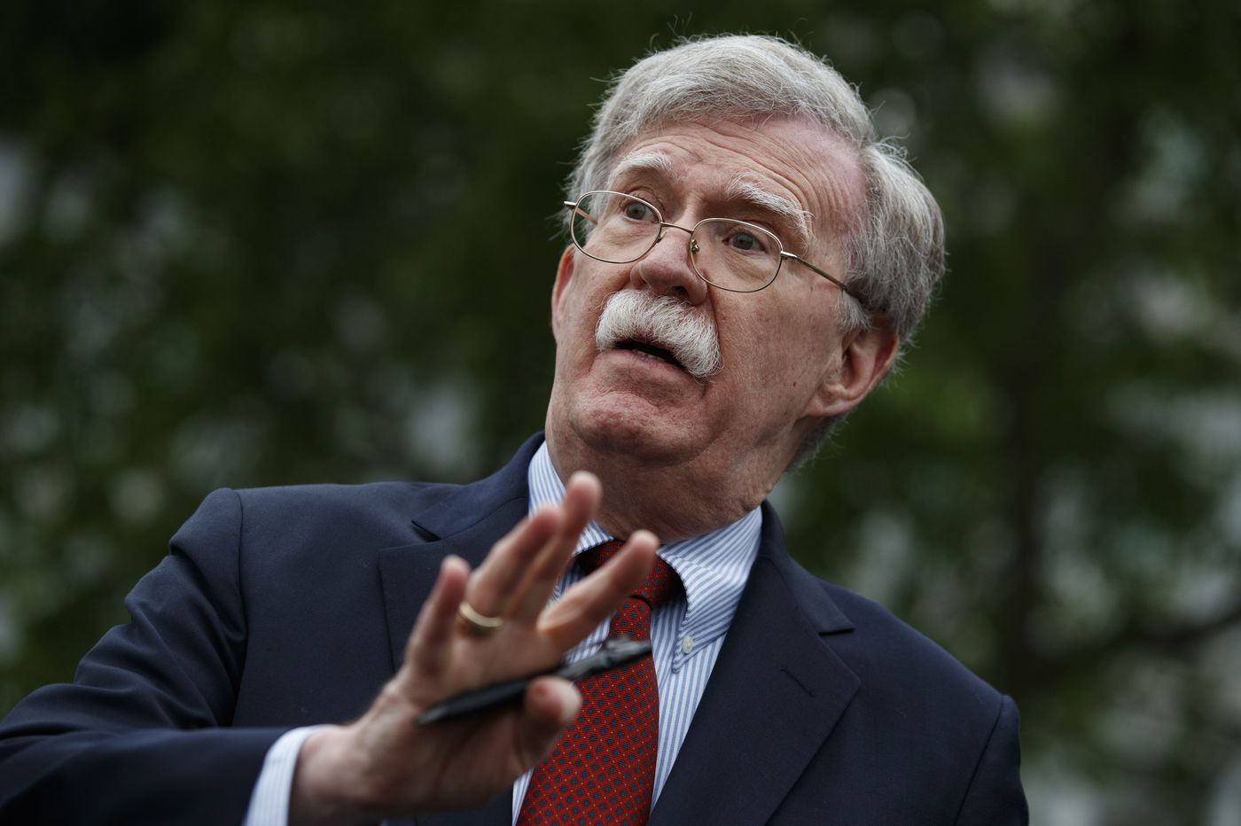 Former allies turn on John Bolton as book roils Washington