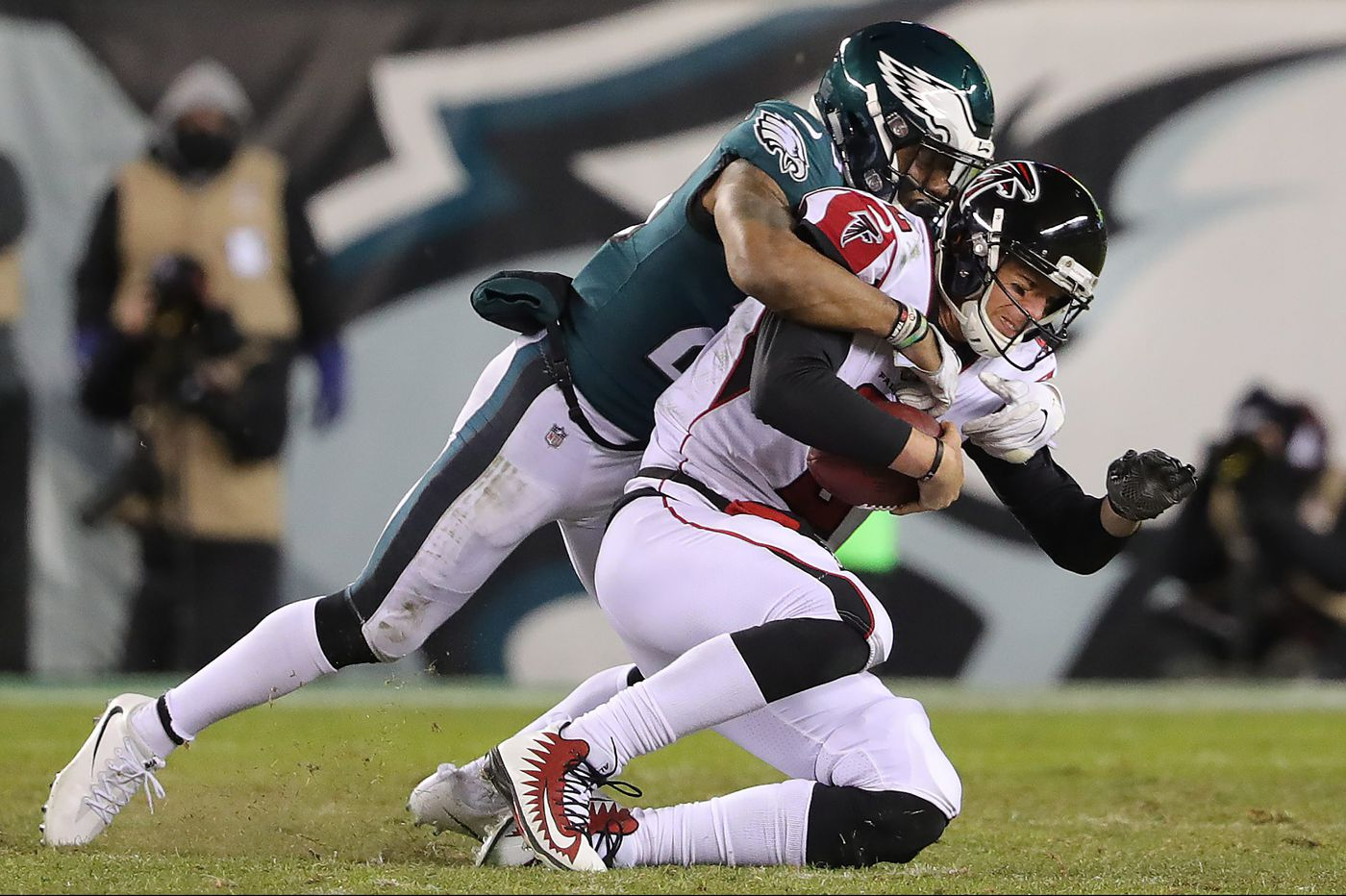 How can the Eagles beat the Falcons (again)? Film breakdown, part 2