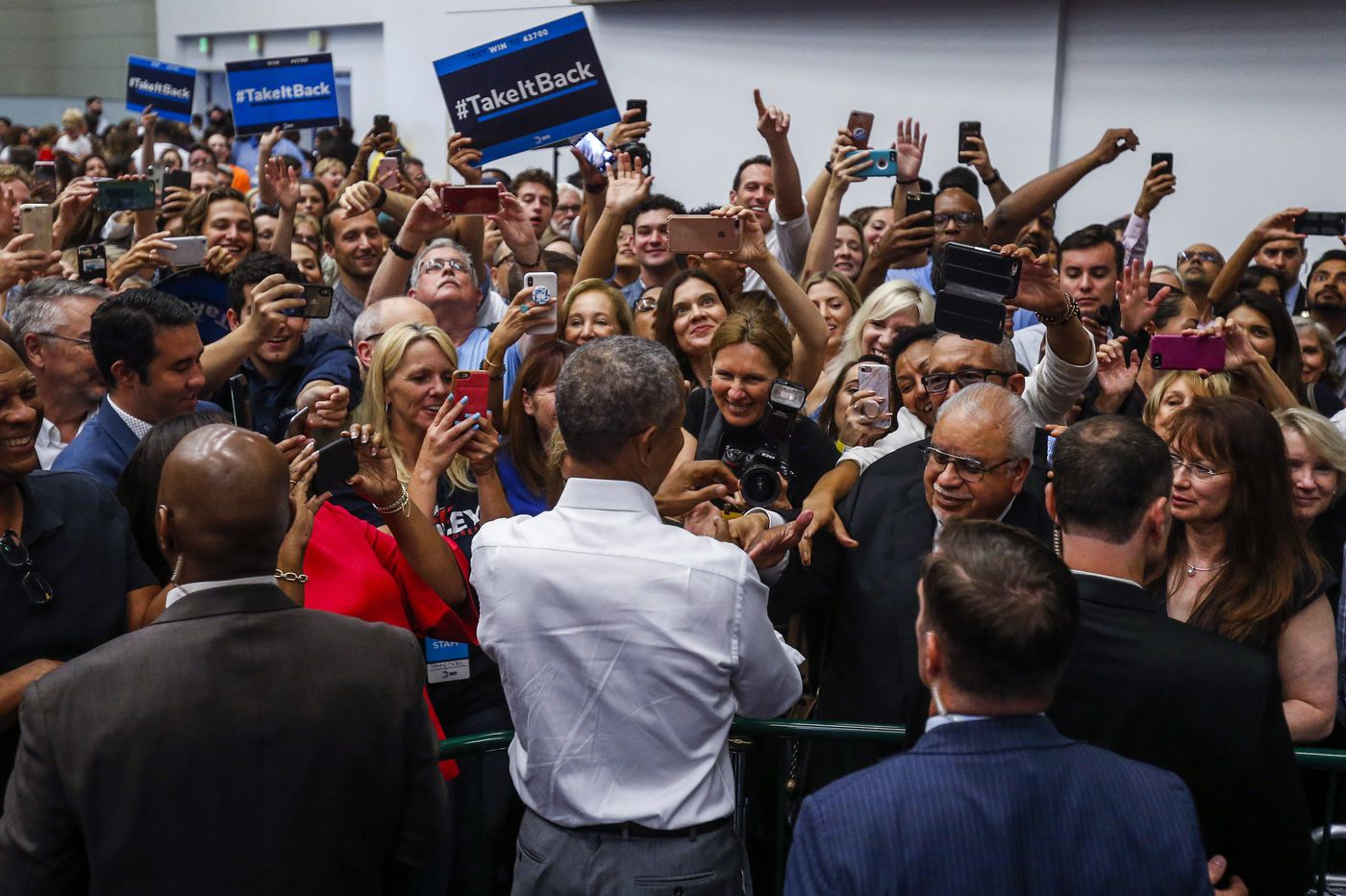 Can a 'new Obama' unite America's fractured Democratic party or is a Trump reelection inevitable? | Will Bunch