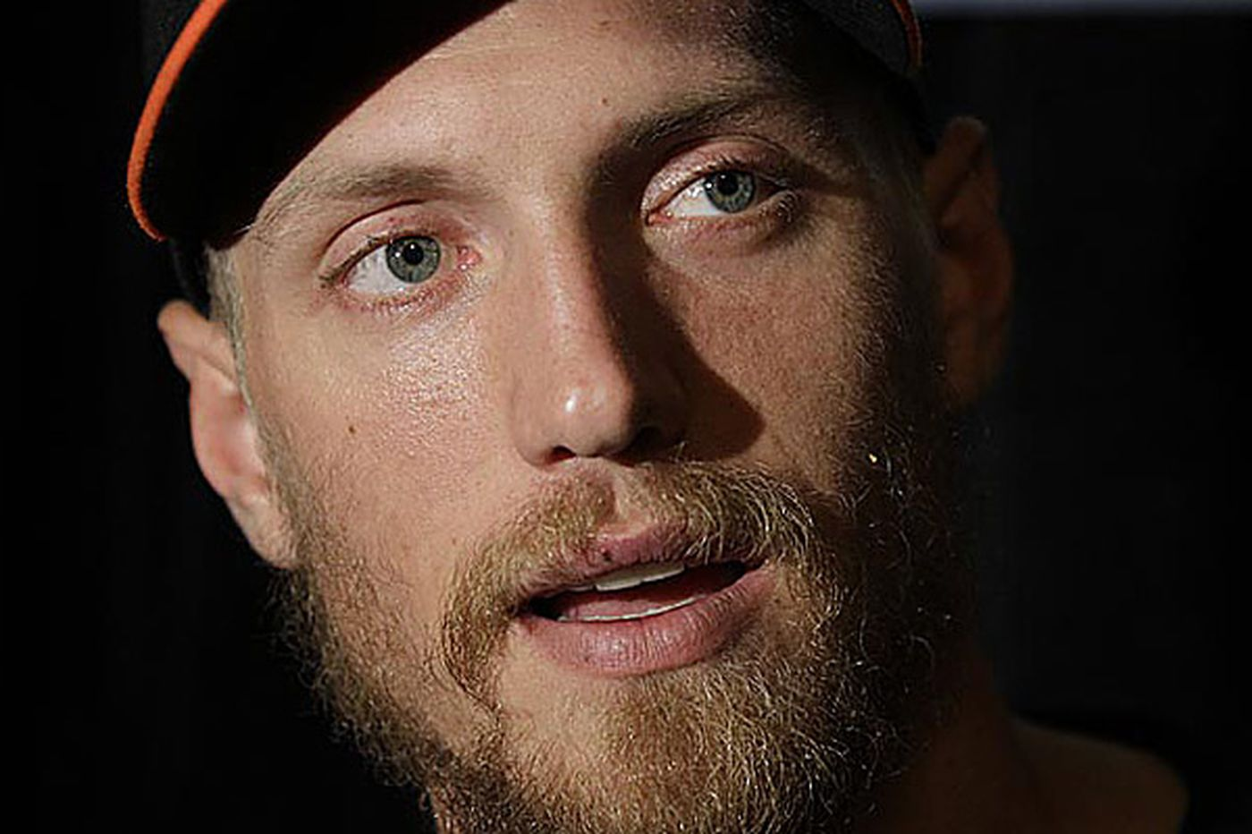 Hunter Pence felt he let the Phillies down