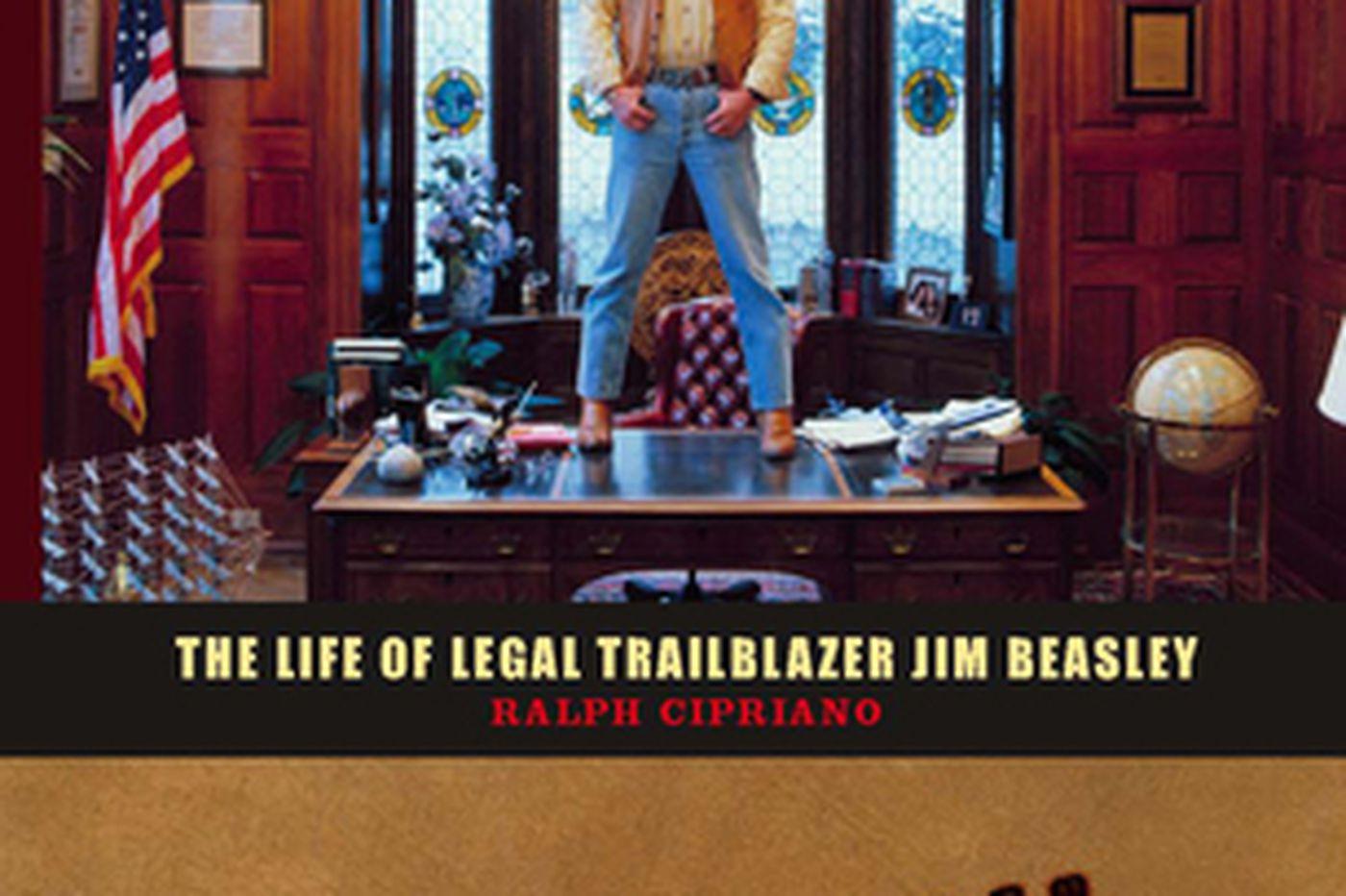 Biography of lawyer Jim Beasley falls short