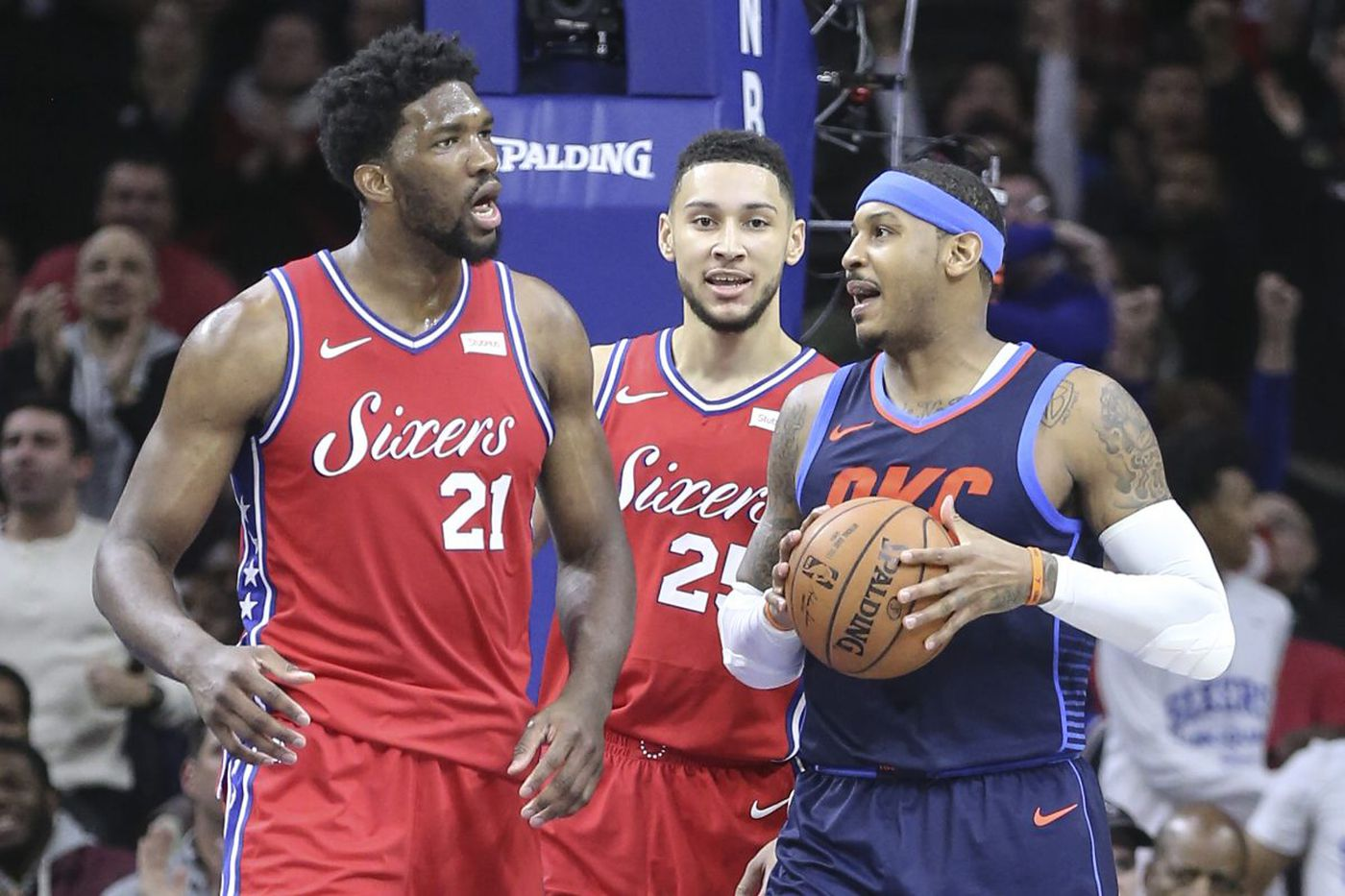 No more excuses: Sixers need to start showing more than potential on the biggest stages