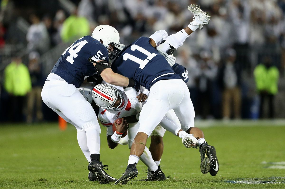 Penn State's defense focuses on tackling, depth
