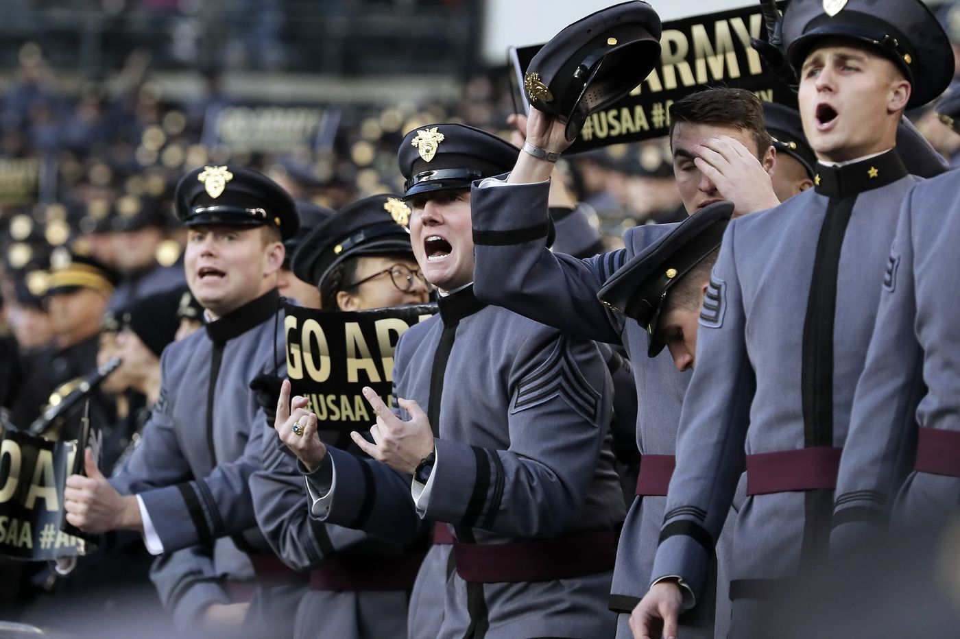Army-Navy game is moving from Philadelphia to West Point due to attendance restrictions at the Linc