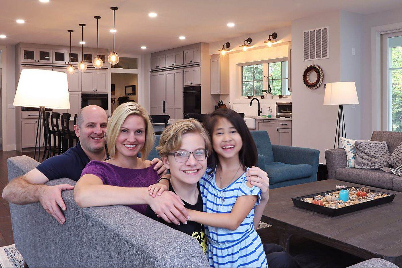 Cinnaminson farmhouse proves perfect for work and family