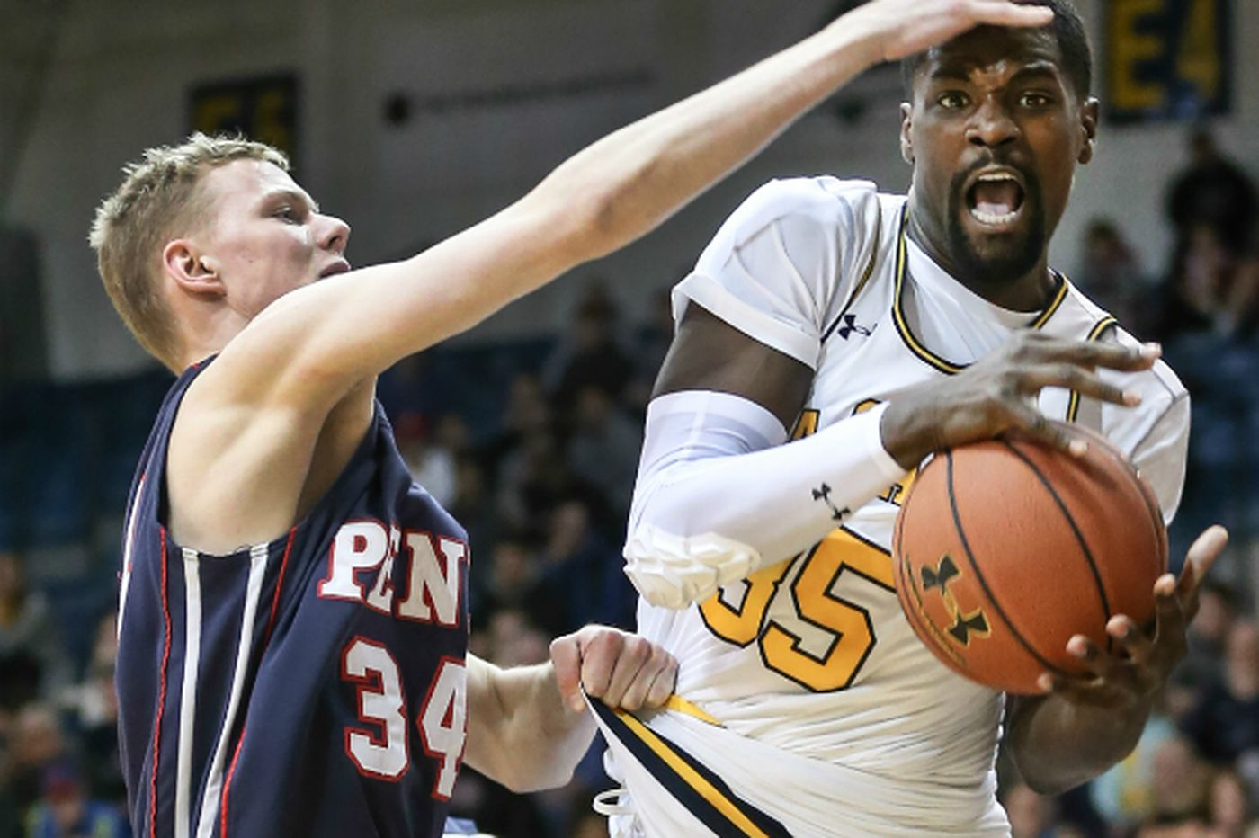 La Salle tops Penn in Big 5 matchup
