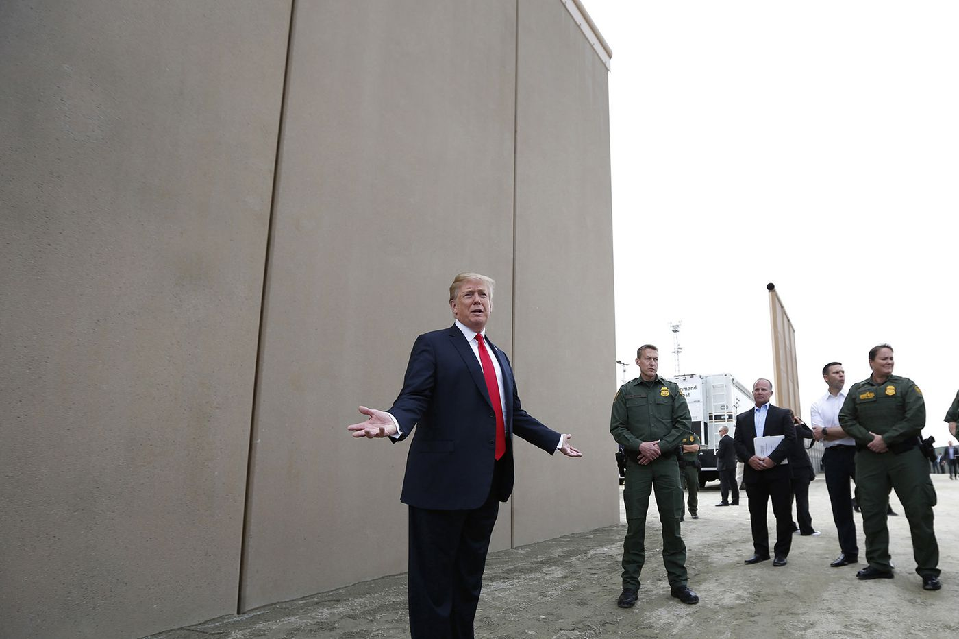 Why not build the wall (with other people's money)? | John Baer