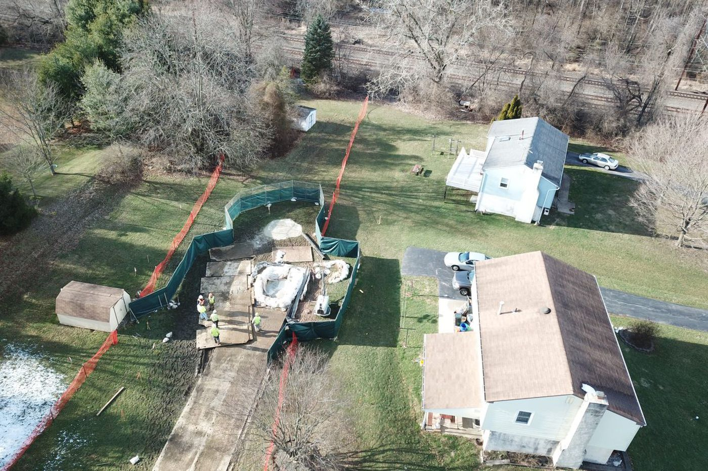 PUC ratifies Sunoco pipeline shutdown until sinkholes can be resolved