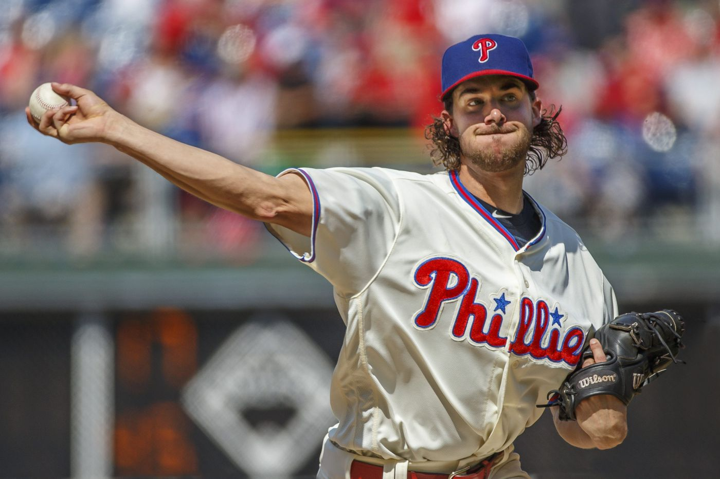 For Phillies ace Aaron Nola, reaching 200 innings will be a meaningful achievement