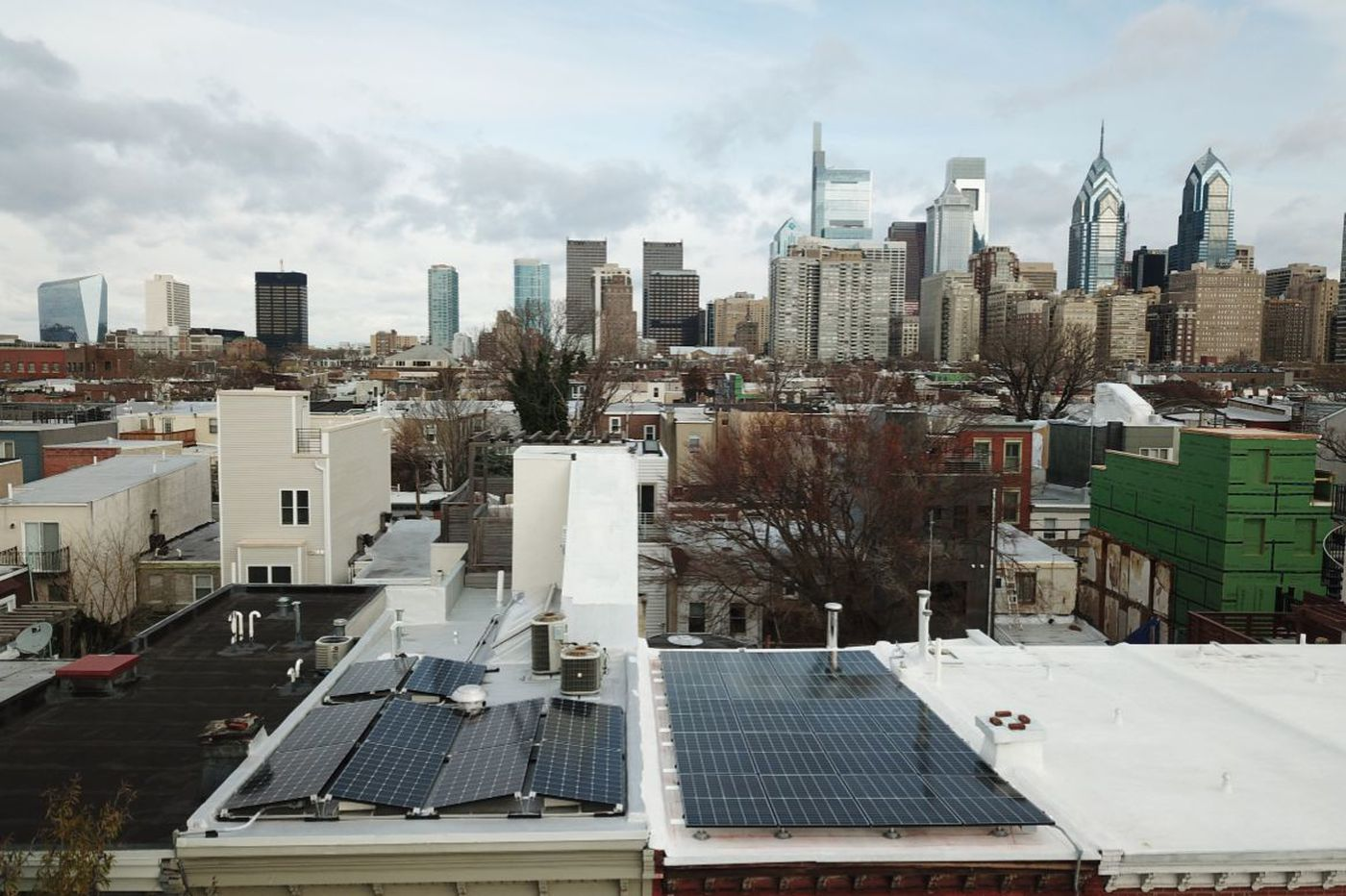 In an effort to increase solar use in homes, Philly cuts red-tape and cost for installers