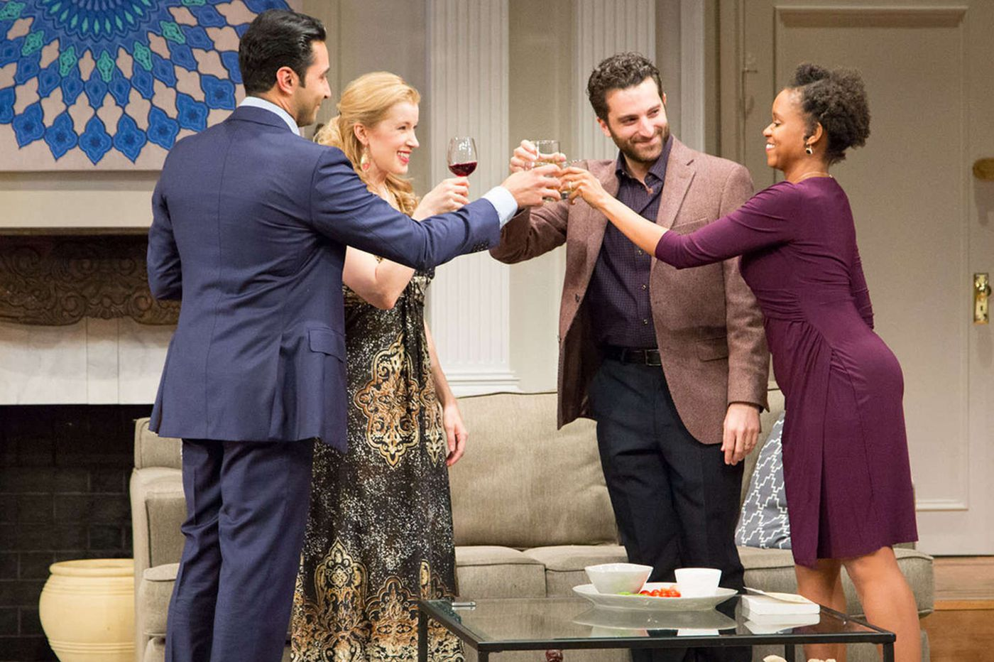 'Disgraced' talks a good game, but ultimately falls short