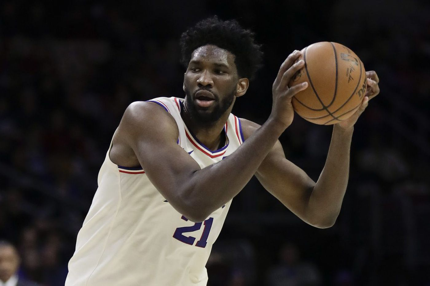 Sixers' Joel Embiid: 'We want home-court advantage' in first round