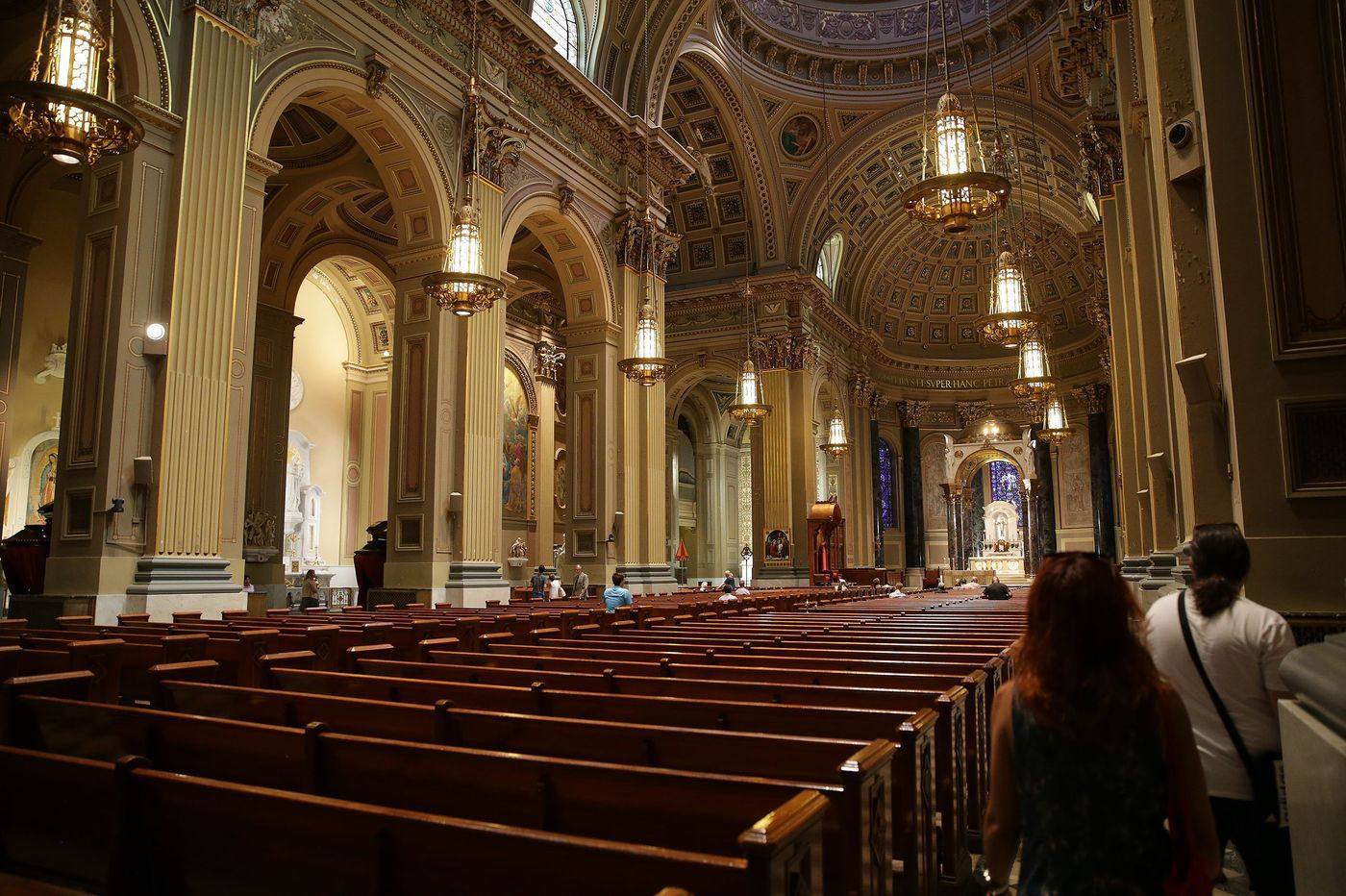 After sex abuse allegations, archdiocese takes action on 3 Philly priests