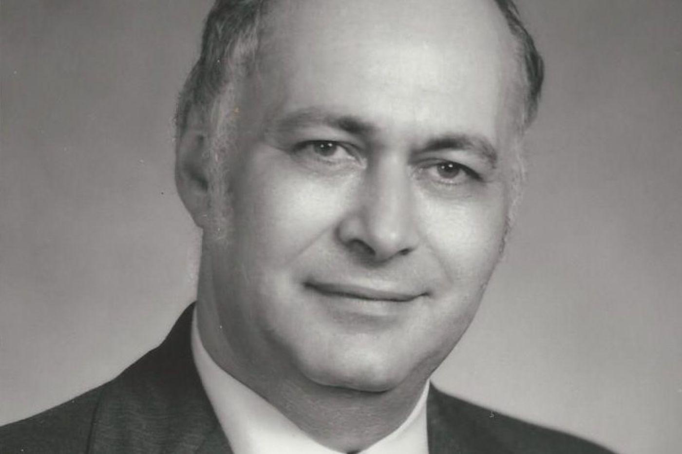 David N. Savitt, former trial lawyer, Pa. state legislator, and Common Pleas Court judge