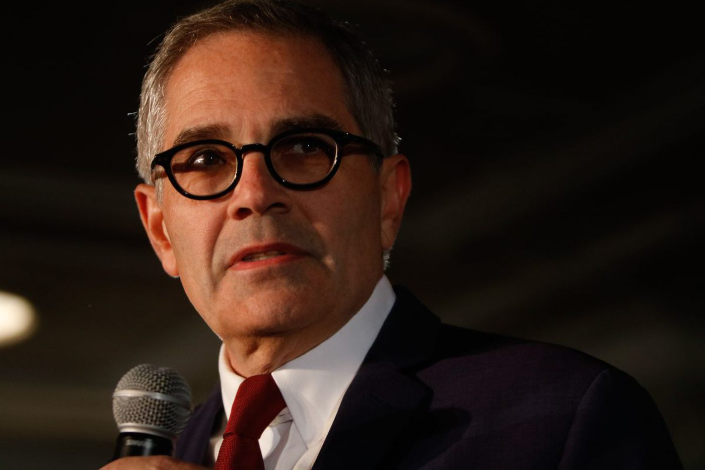 Krasner firings stir fallout in court: Cases stalled, criticism emerges