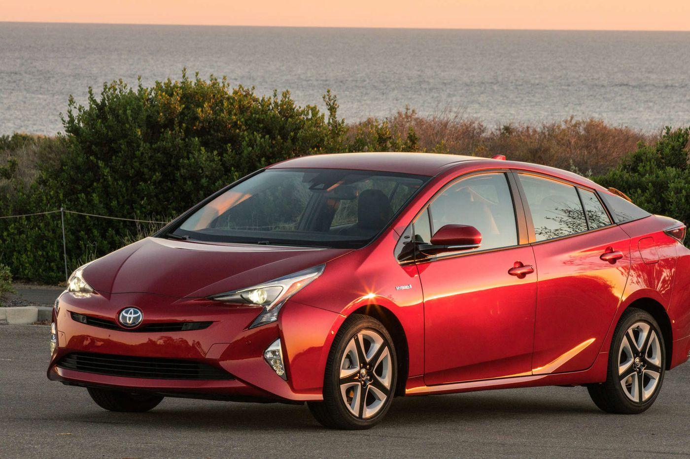 New Prius takes hybrid to the next level