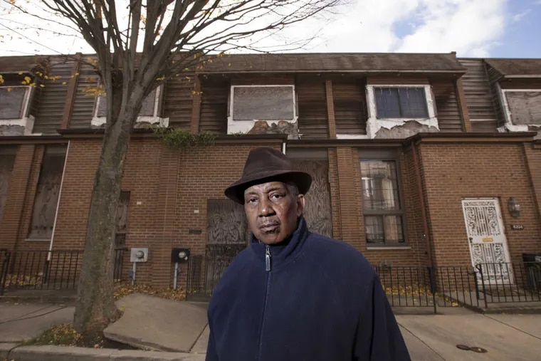 Wayne Renfrow, who grew up and raised his children on the block, said he and his neighbors would like to see new homeowners, not renters.