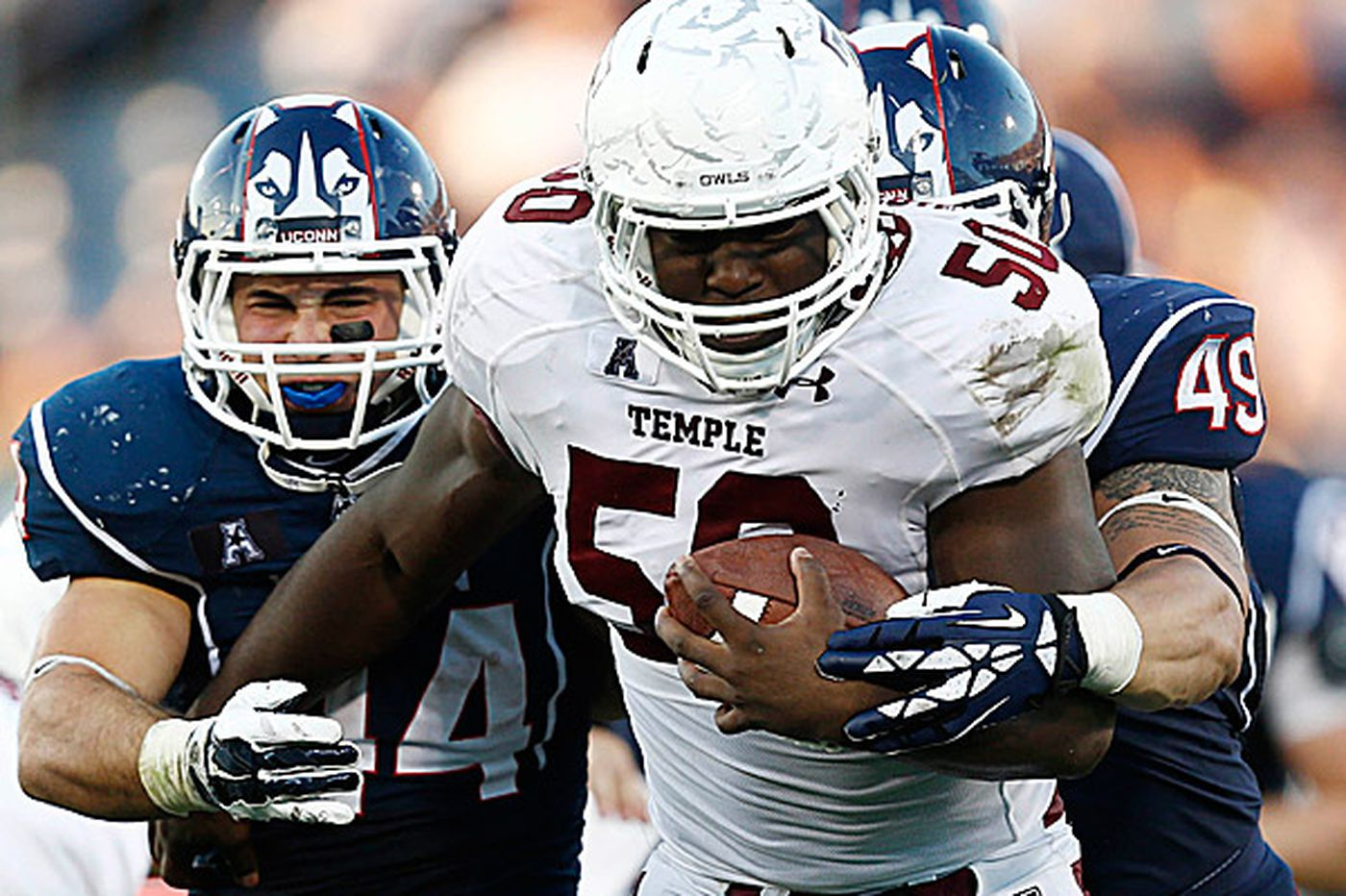 Temple's Martin-Oguike gets extra year of eligibility