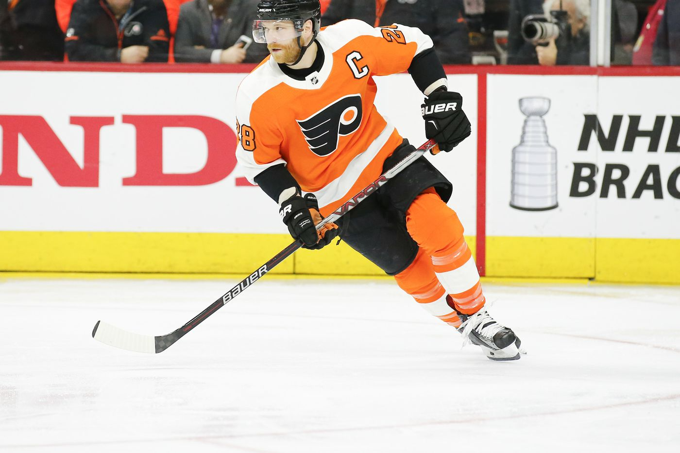 Claude Giroux is getting older, but the Flyers don't necessarily need him to get 'better' | Mike Sielski