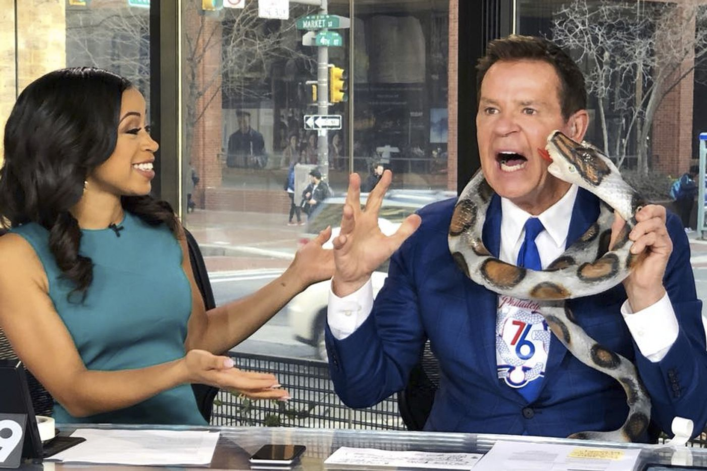 Fox 29's 'Good Day Philadelphia' wins key demos for the first time in a decade
