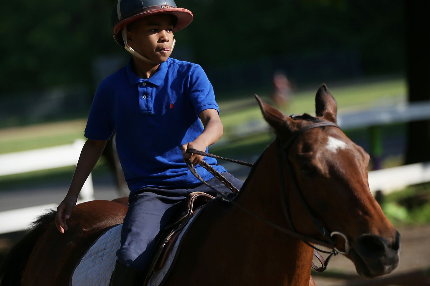 Inside Work to Ride, the Philly nonprofit producing polo stars