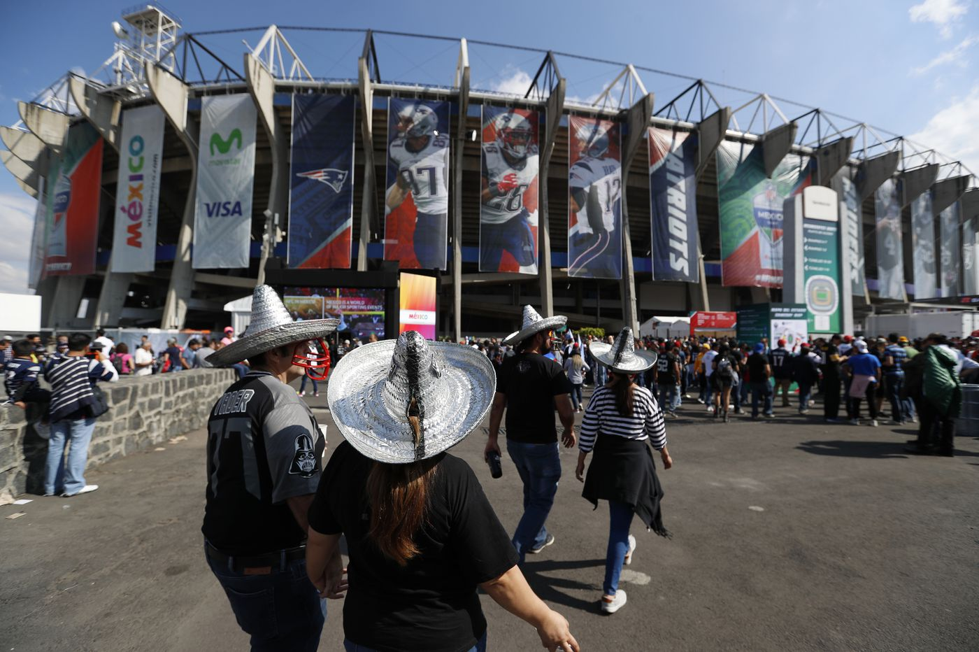 NFL cancels international games for 2020 season; no trip to Mexico for the Eagles
